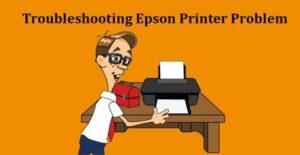 Best way to fix Epson printer