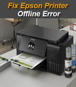 Epson Printer Troubleshooting